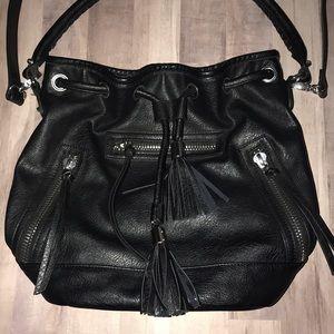 Forever 21 Black purse